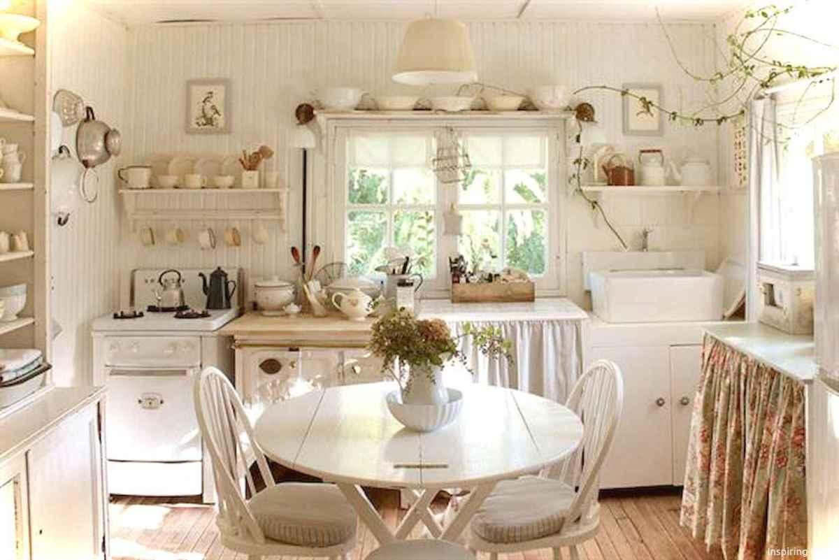 Genius small cottage kitchen design ideas027