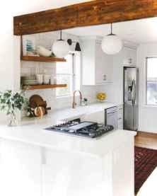 Genius small cottage kitchen design ideas035
