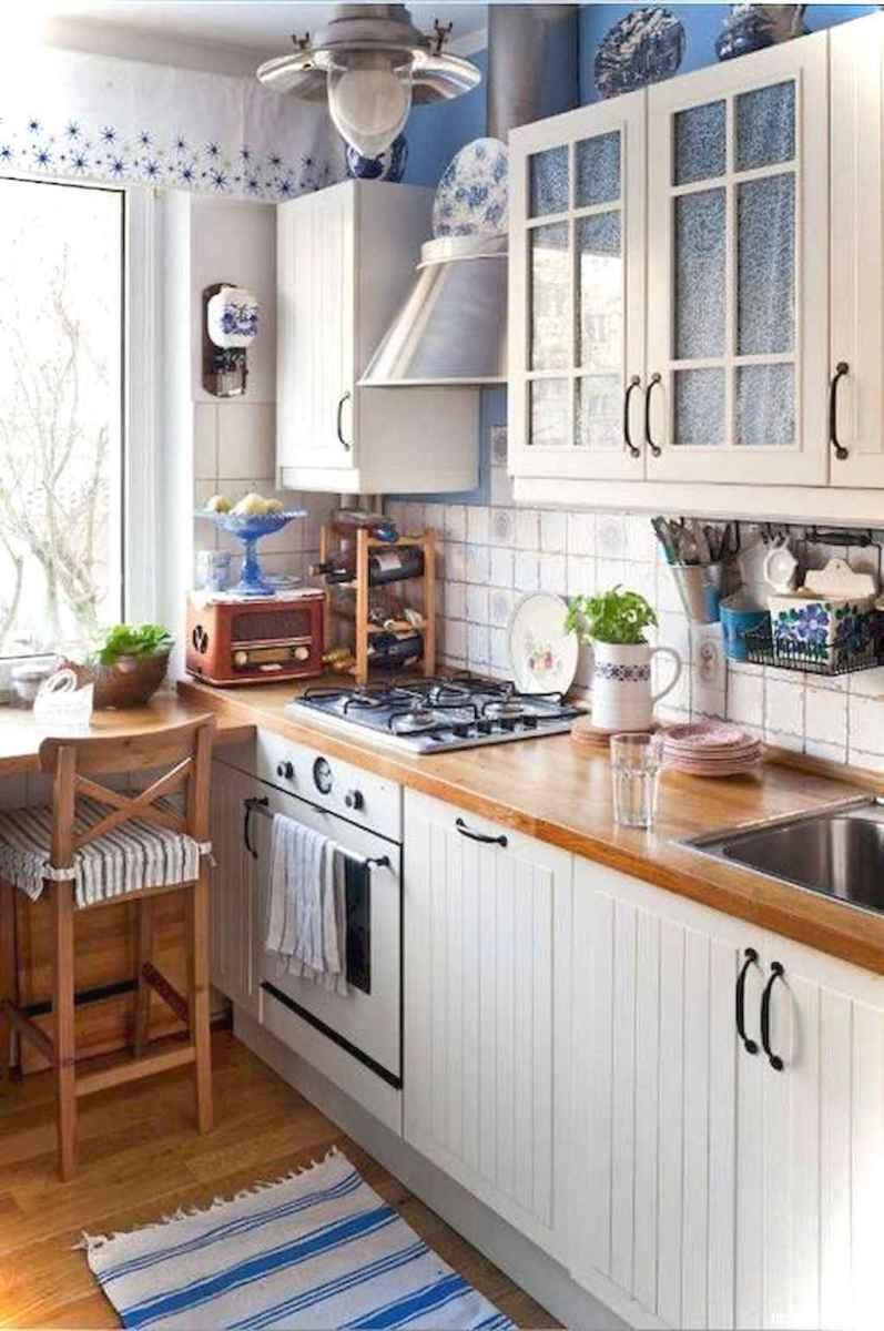 Genius small cottage kitchen design ideas037