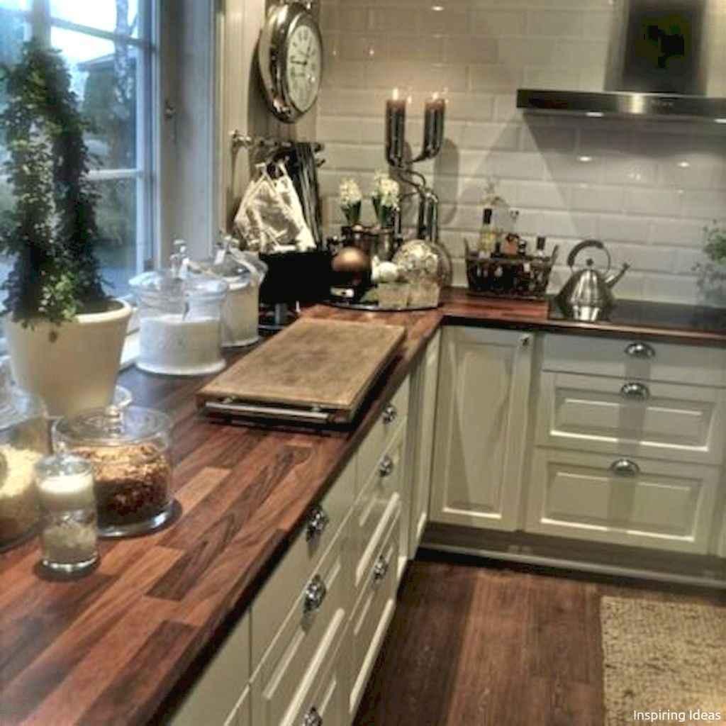 Genius small cottage kitchen design ideas040