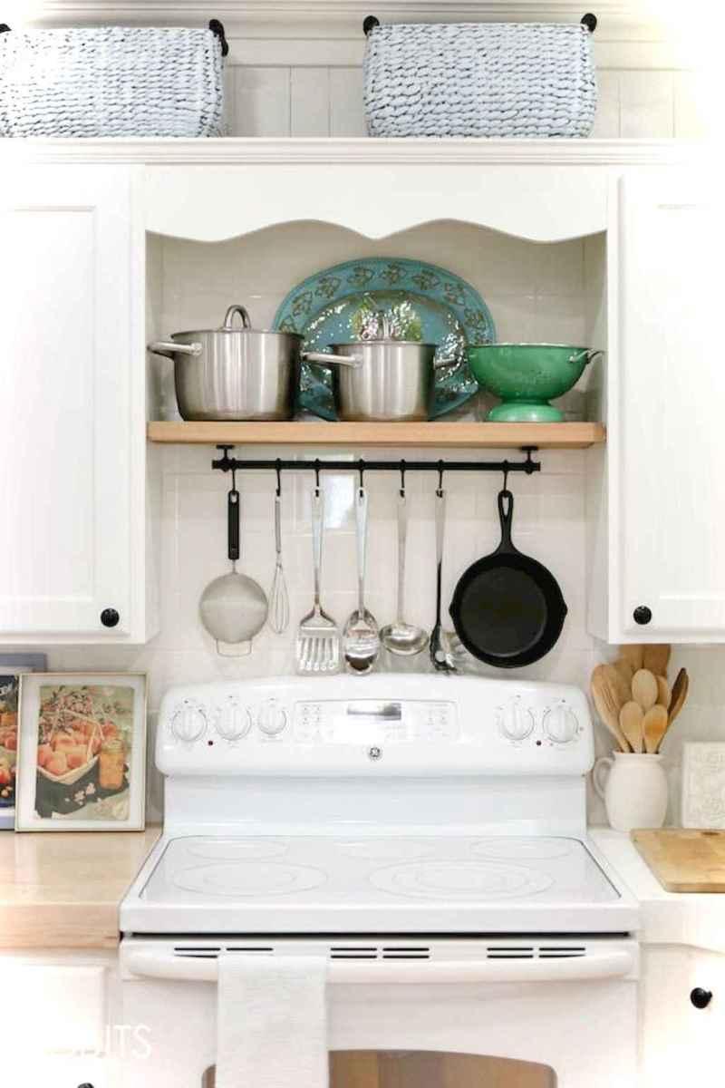 Genius small cottage kitchen design ideas053