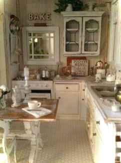 Genius small cottage kitchen design ideas054