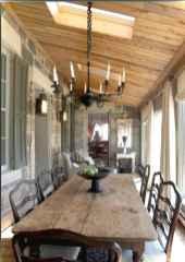 Vintage front porches furniture ideas 33