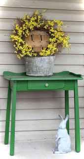 Vintage front porches furniture ideas 37