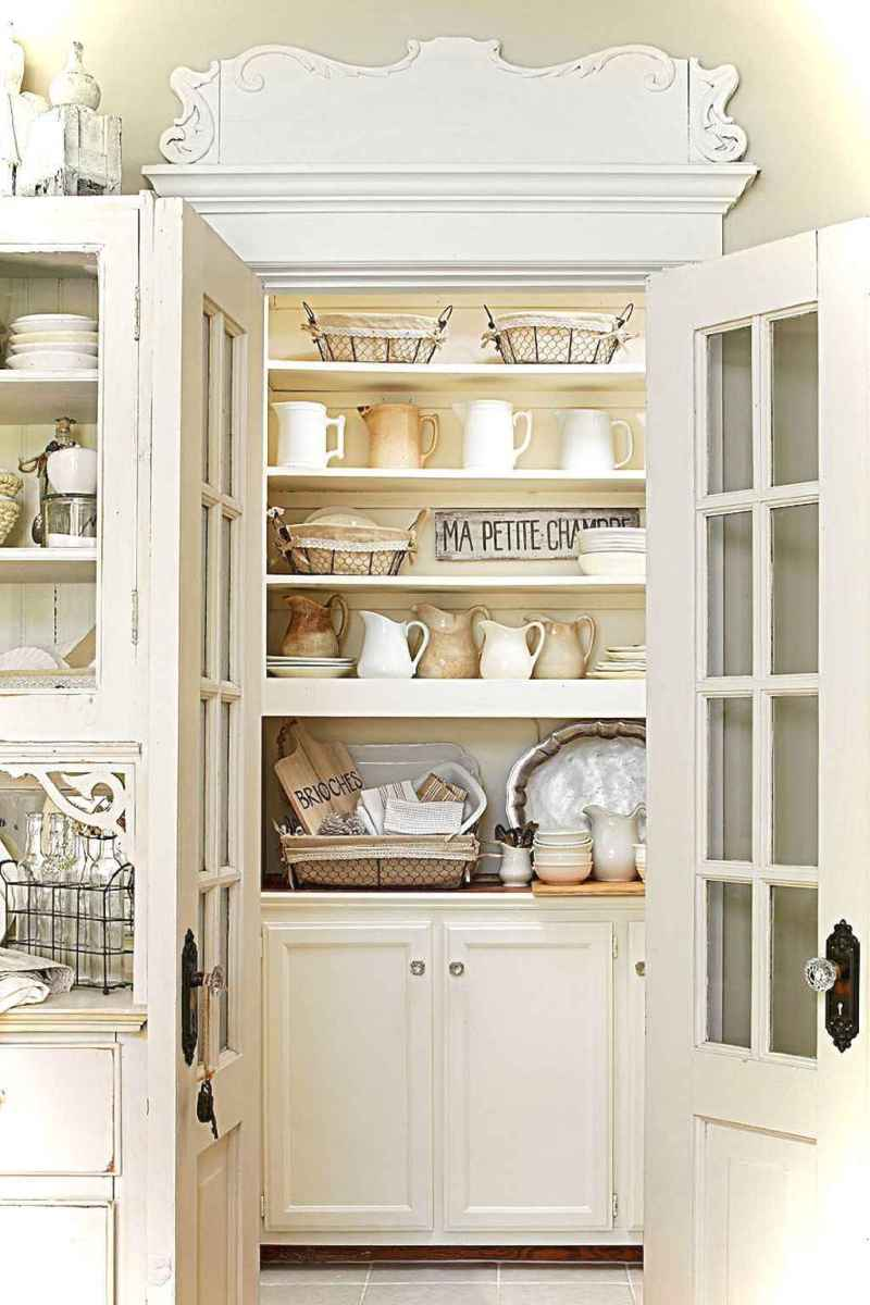 No06 of 44 small kitchen ideas french country style