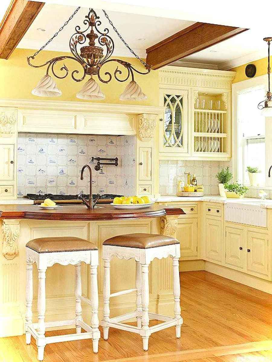 No19 of 44 small kitchen ideas french country style
