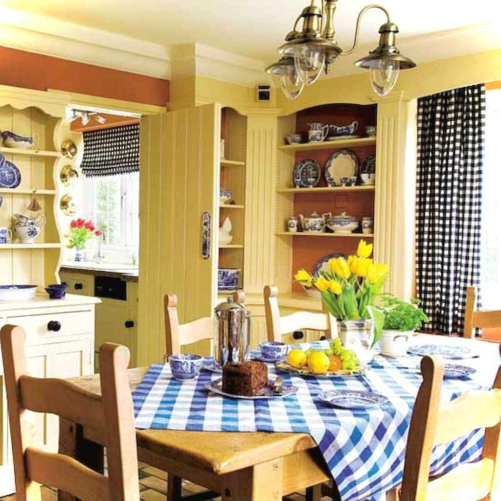 No28 of 44 small kitchen ideas french country style