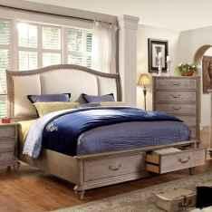02 genius rustic storage bed design ideas