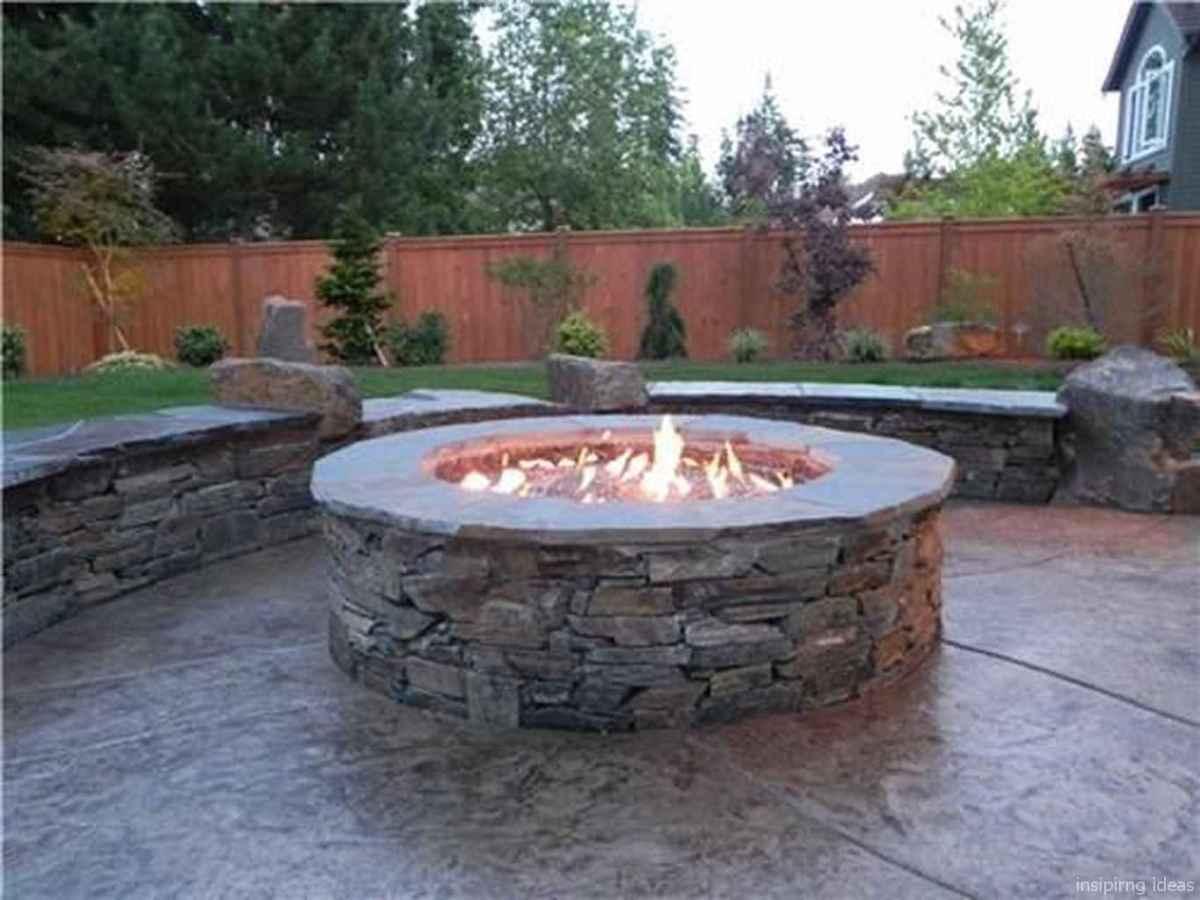 08 diy backyard fire pits design ideas