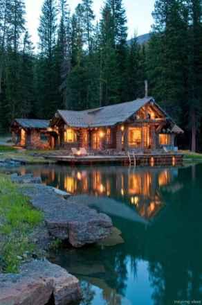 101 rustic log cabin homes design ideas