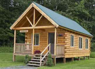 106 rustic log cabin homes design ideas