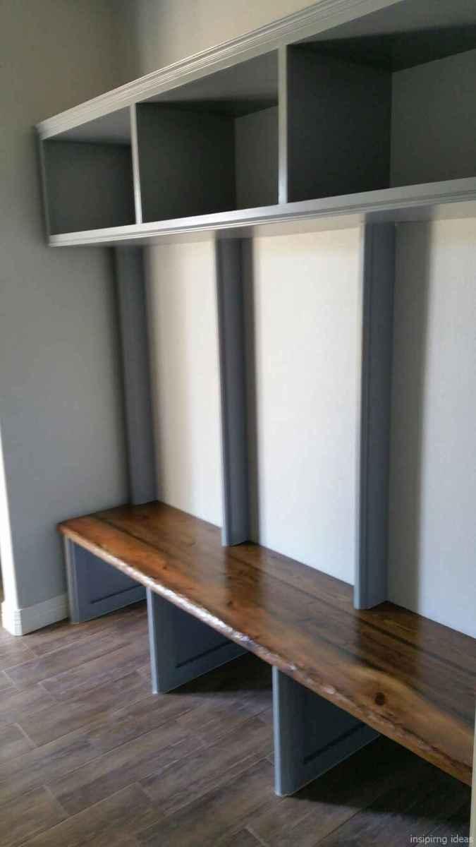 108 inspiring mudroom bench design ideas