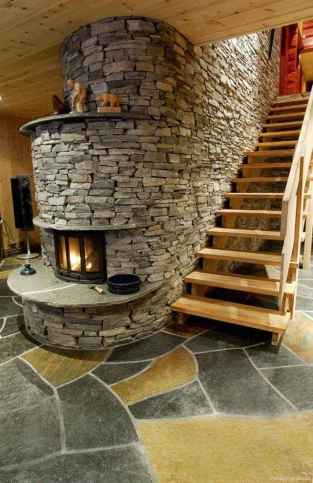 118 rustic log cabin homes design ideas