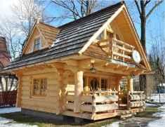 119 rustic log cabin homes design ideas