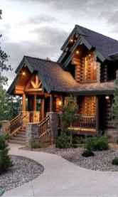 124 rustic log cabin homes design ideas