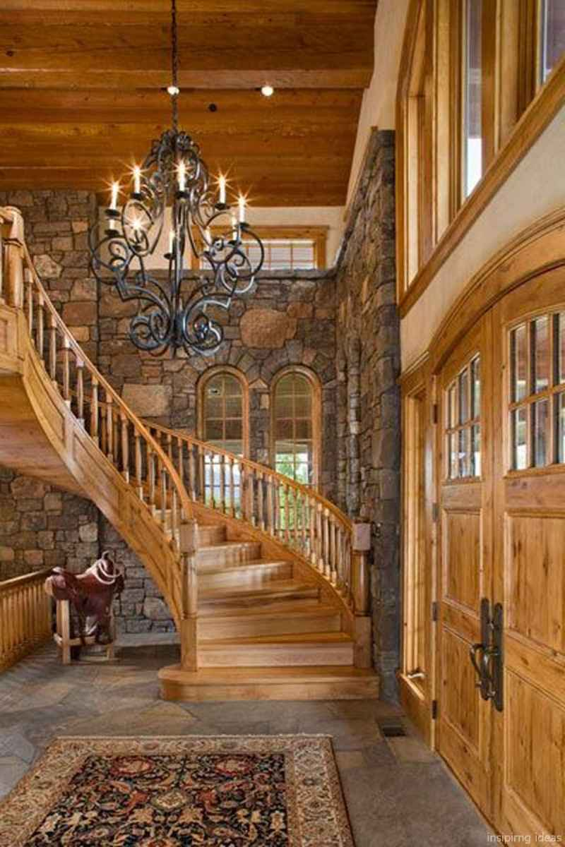 15 rustic log cabin homes design ideas