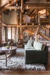2 rustic log cabin homes design ideas