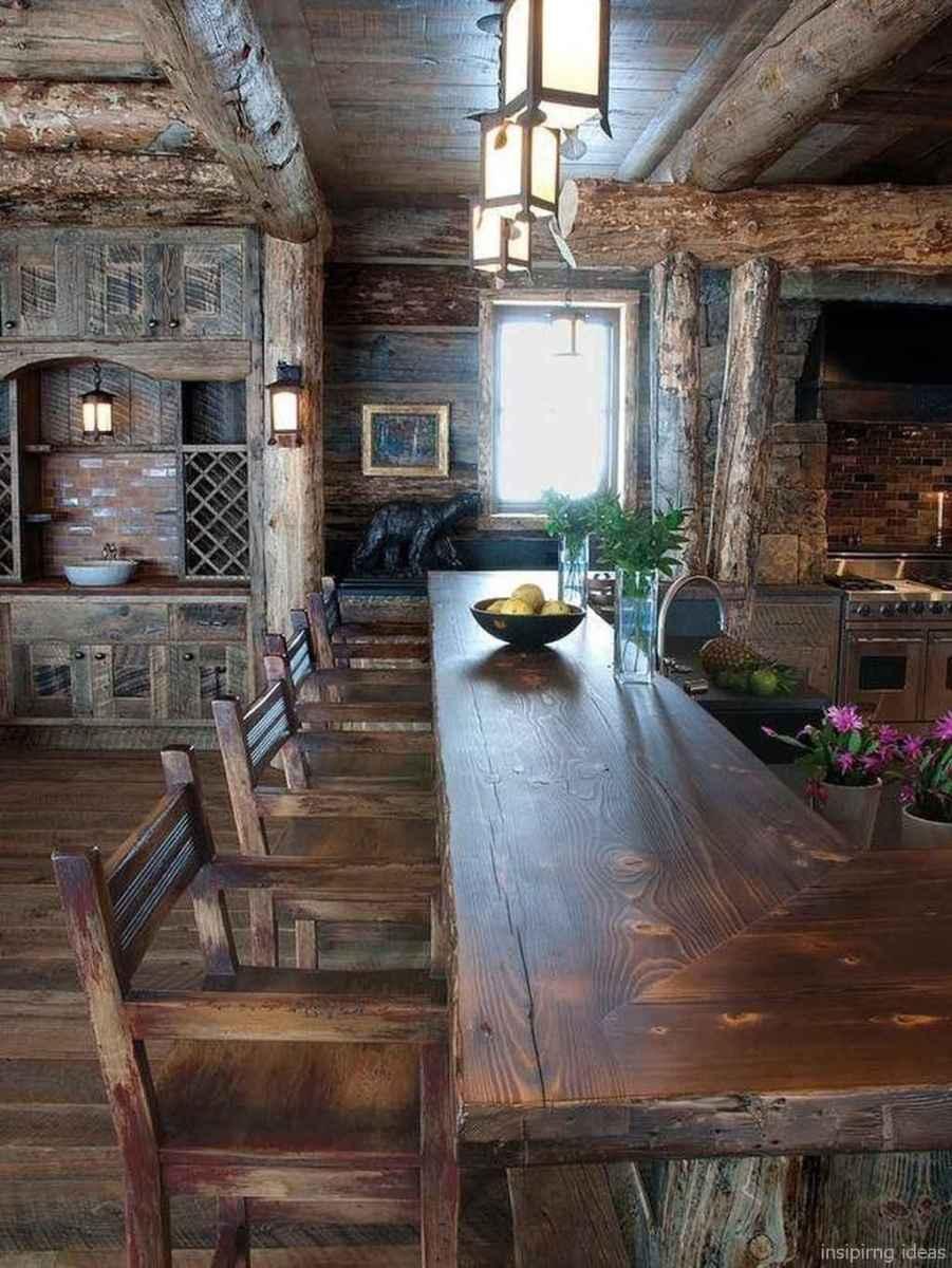 23 rustic log cabin homes design ideas