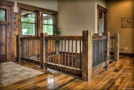 25 modern rustic window trim ideas