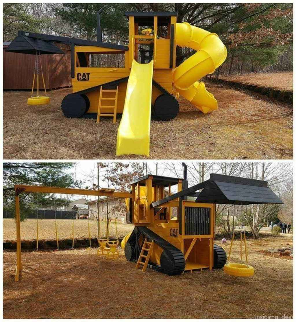 27 affordable playground design ideas for kids - Room a Holic