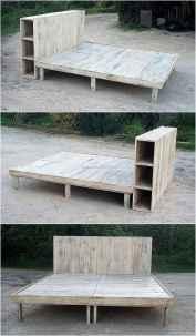 27 genius rustic storage bed design ideas