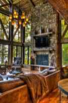 29 rustic log cabin homes design ideas