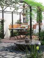 30 awesome gravel patio ideas with pergola