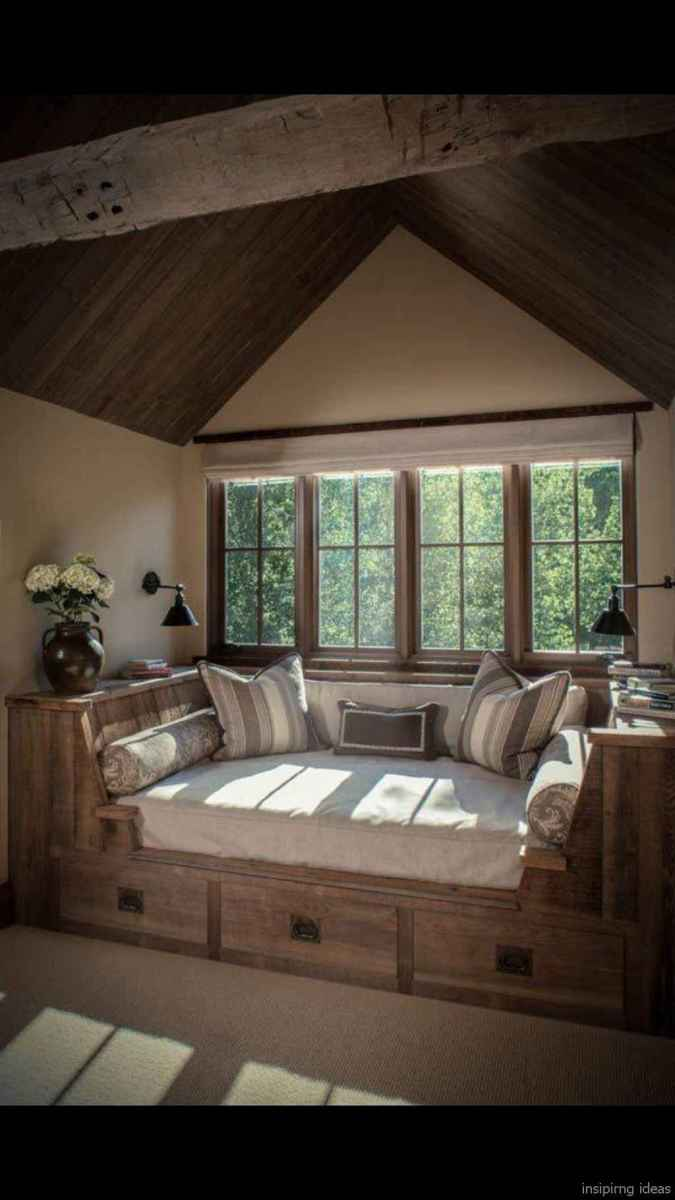 30 modern rustic window trim ideas
