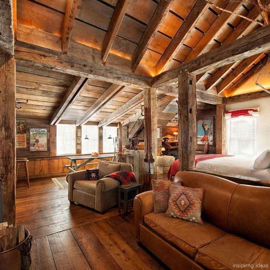 32 rustic log cabin homes design ideas
