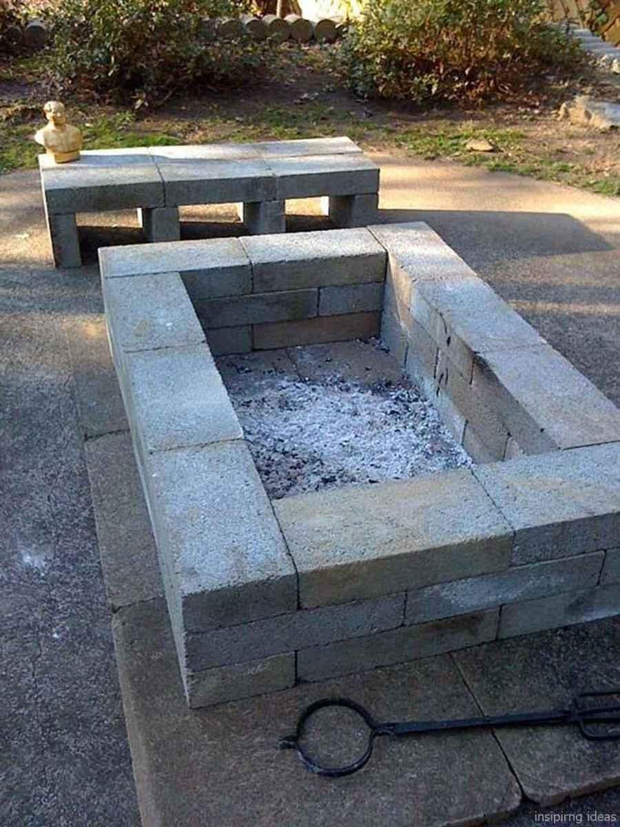 35 diy backyard fire pits design ideas
