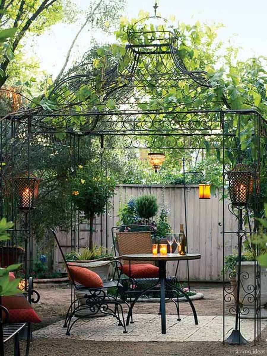 37 awesome gravel patio ideas with pergola