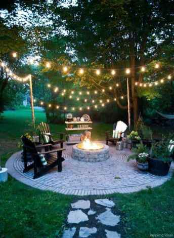 38 diy backyard fire pits design ideas