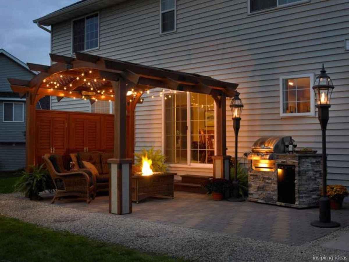 39 awesome gravel patio ideas with pergola