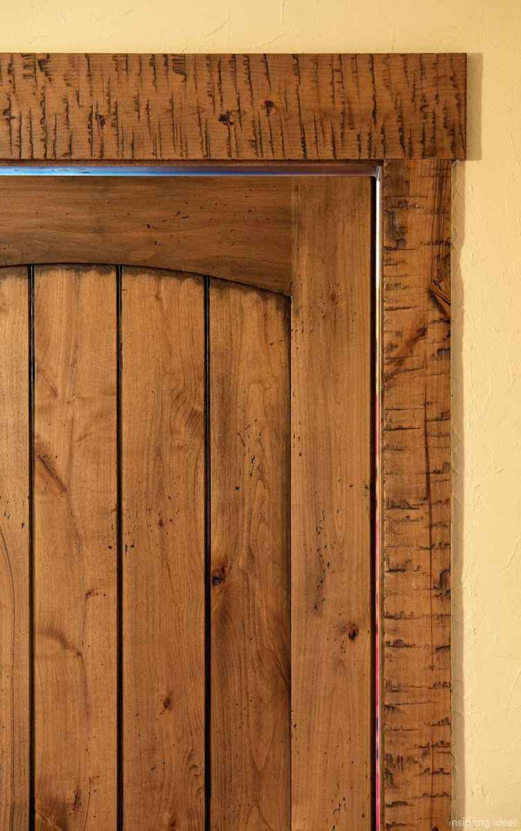 39 modern rustic window trim ideas