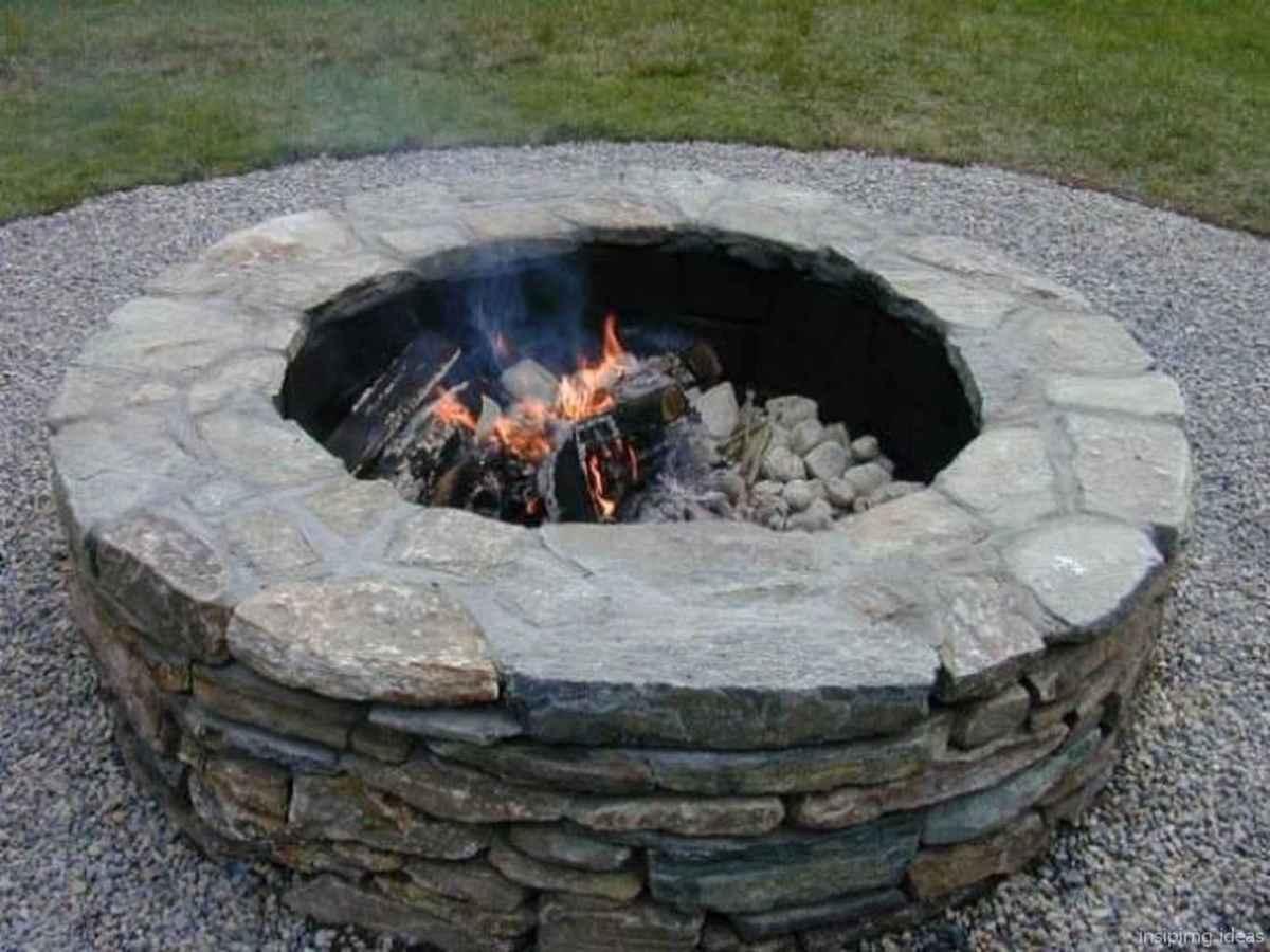 40 diy backyard fire pits design ideas