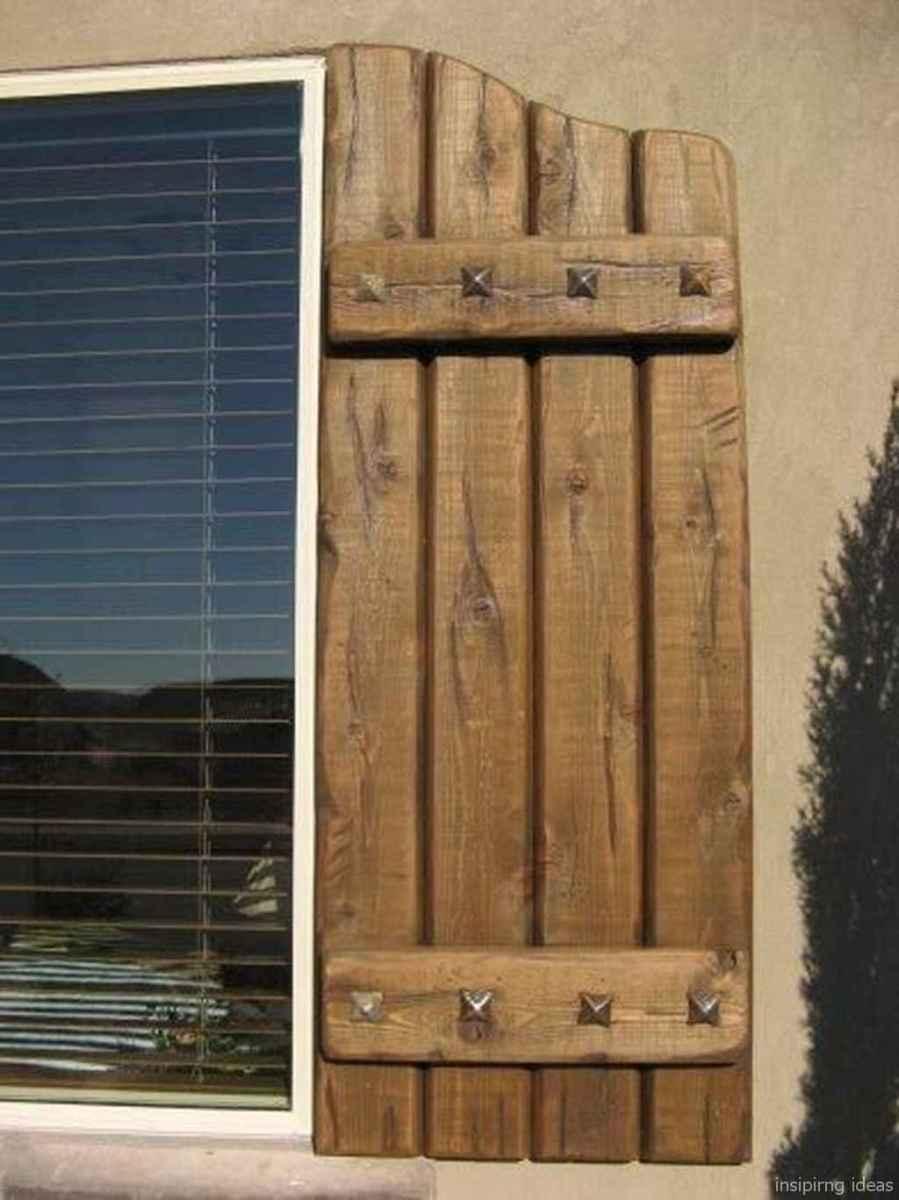 40 modern rustic window trim ideas