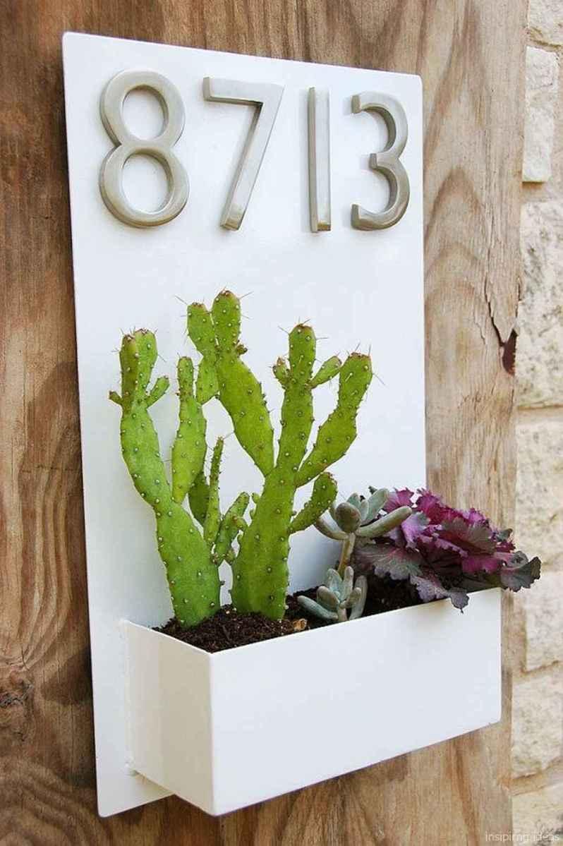 47 awesome diy modern address plate design ideas