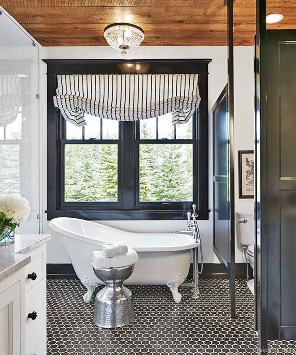 48 modern rustic window trim ideas