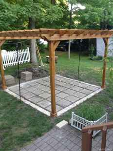 49 awesome gravel patio ideas with pergola