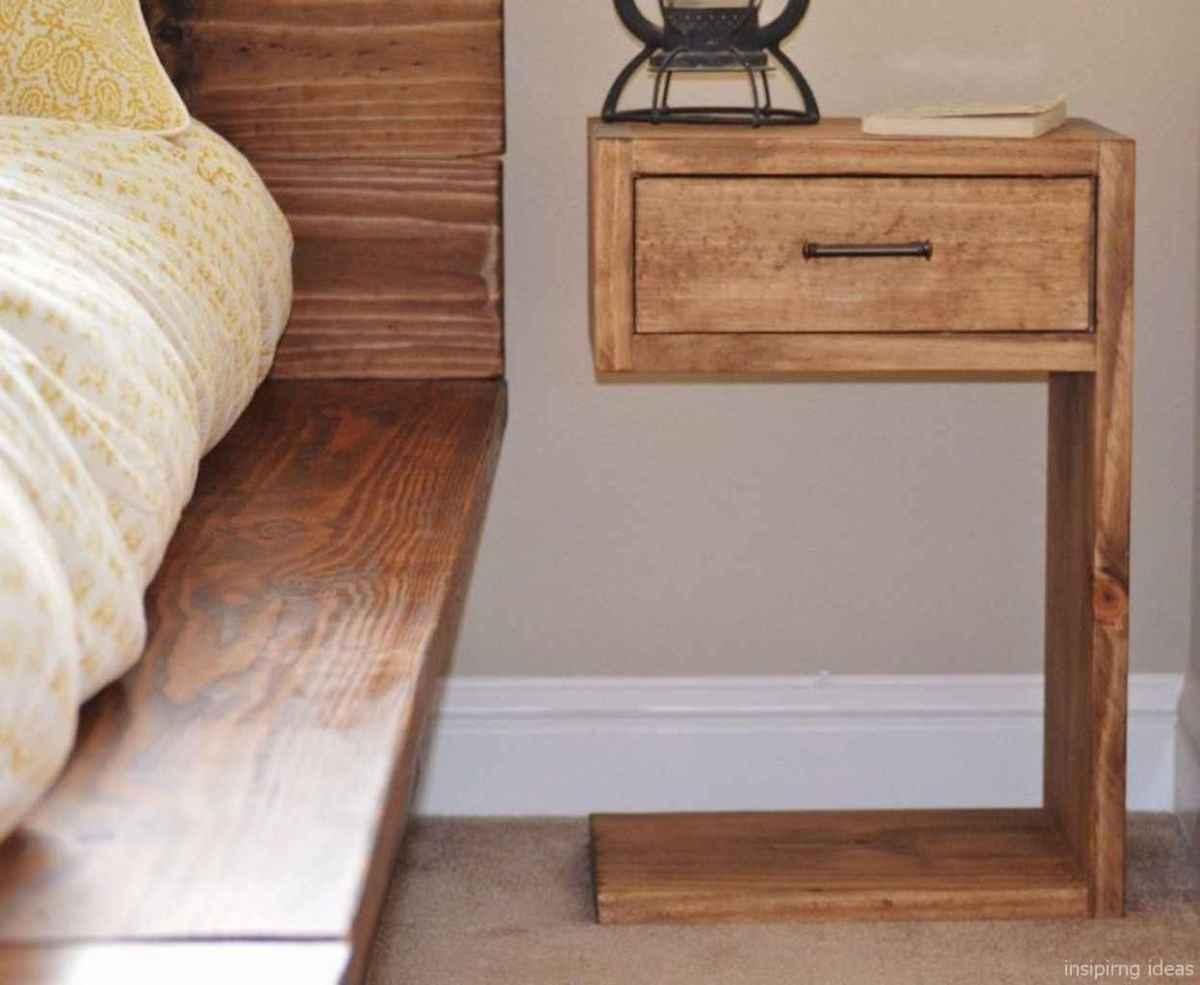 50 genius rustic storage bed design ideas