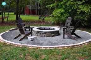 51 diy backyard fire pits design ideas