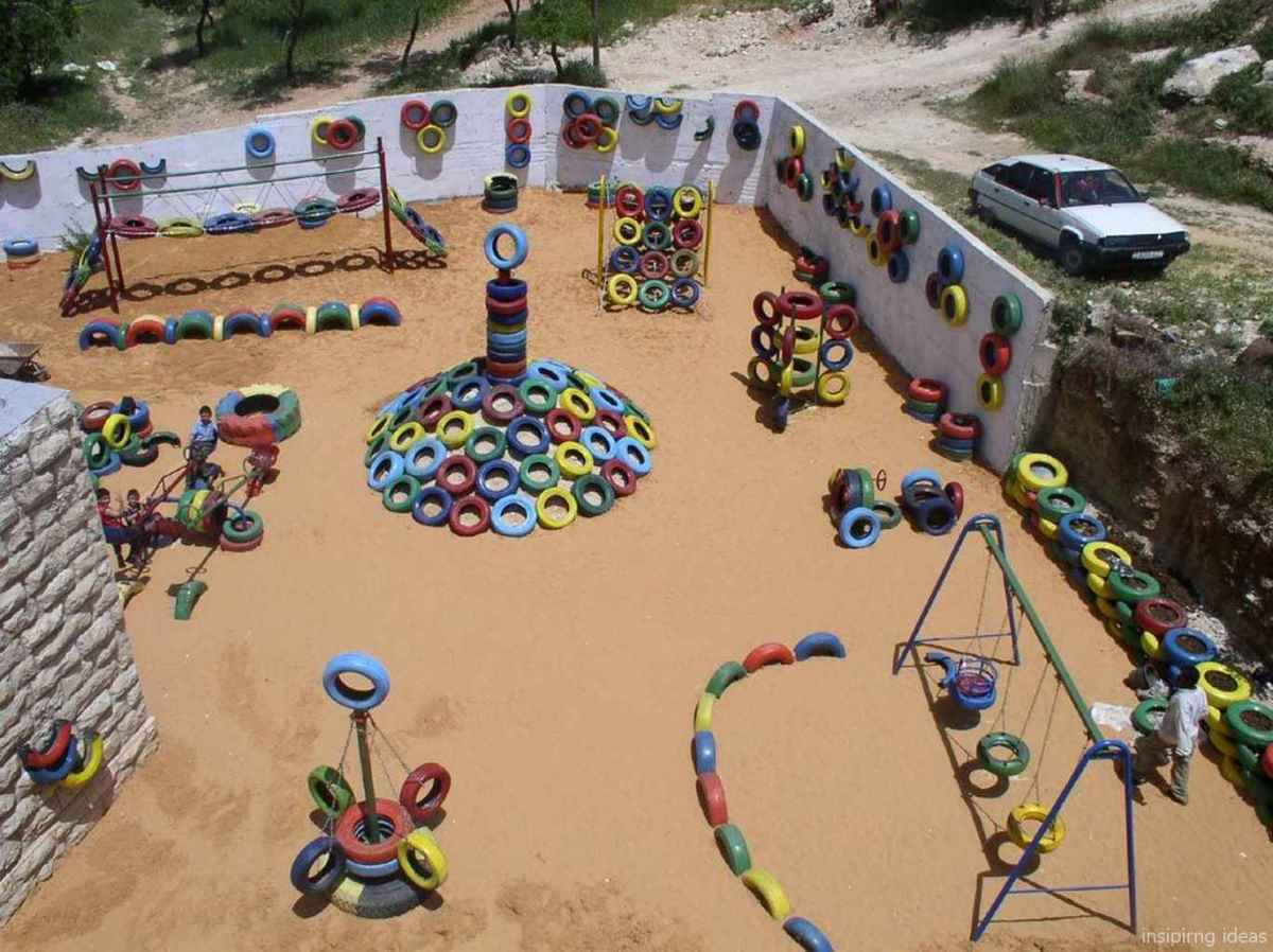 53 affordable playground design ideas for kids