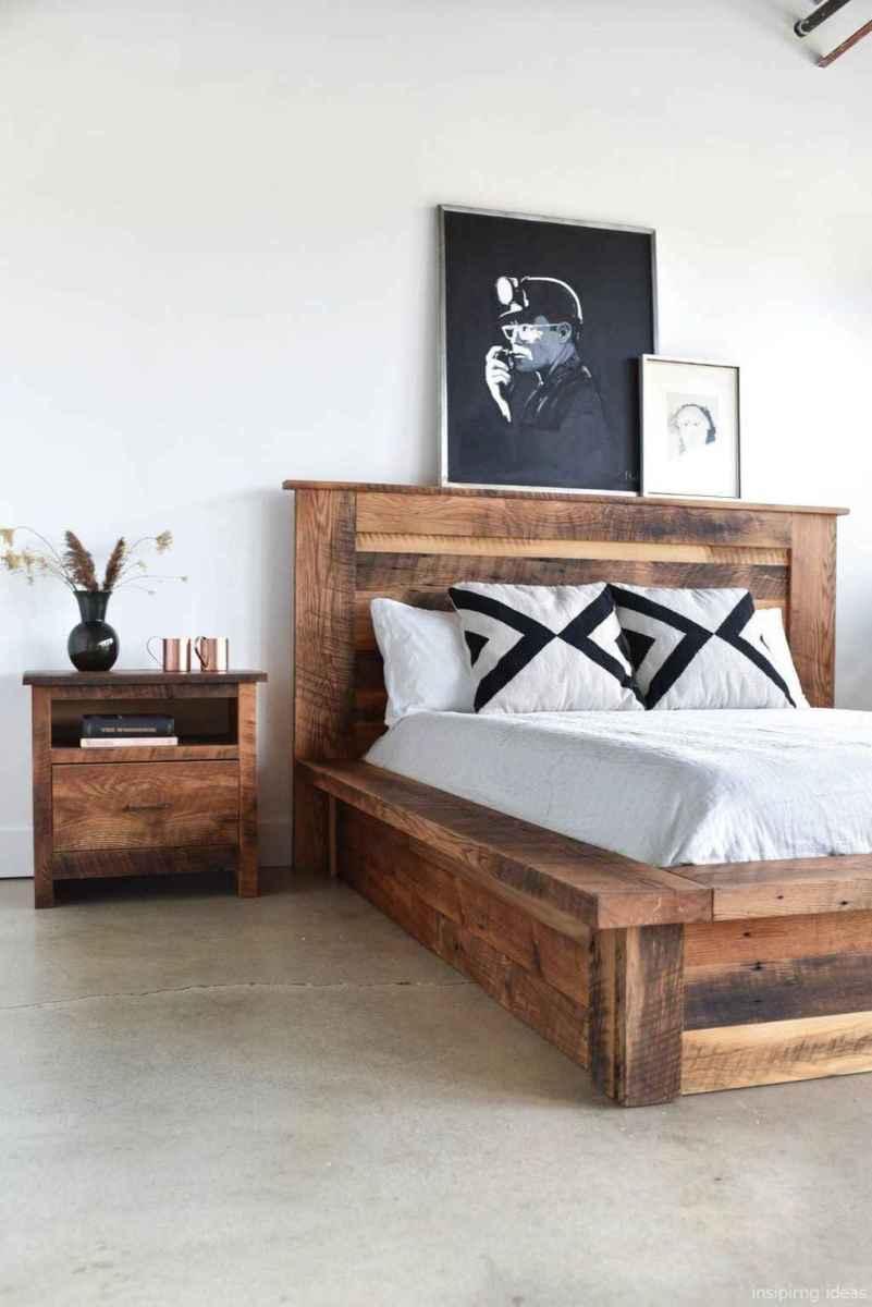 54 genius rustic storage bed design ideas