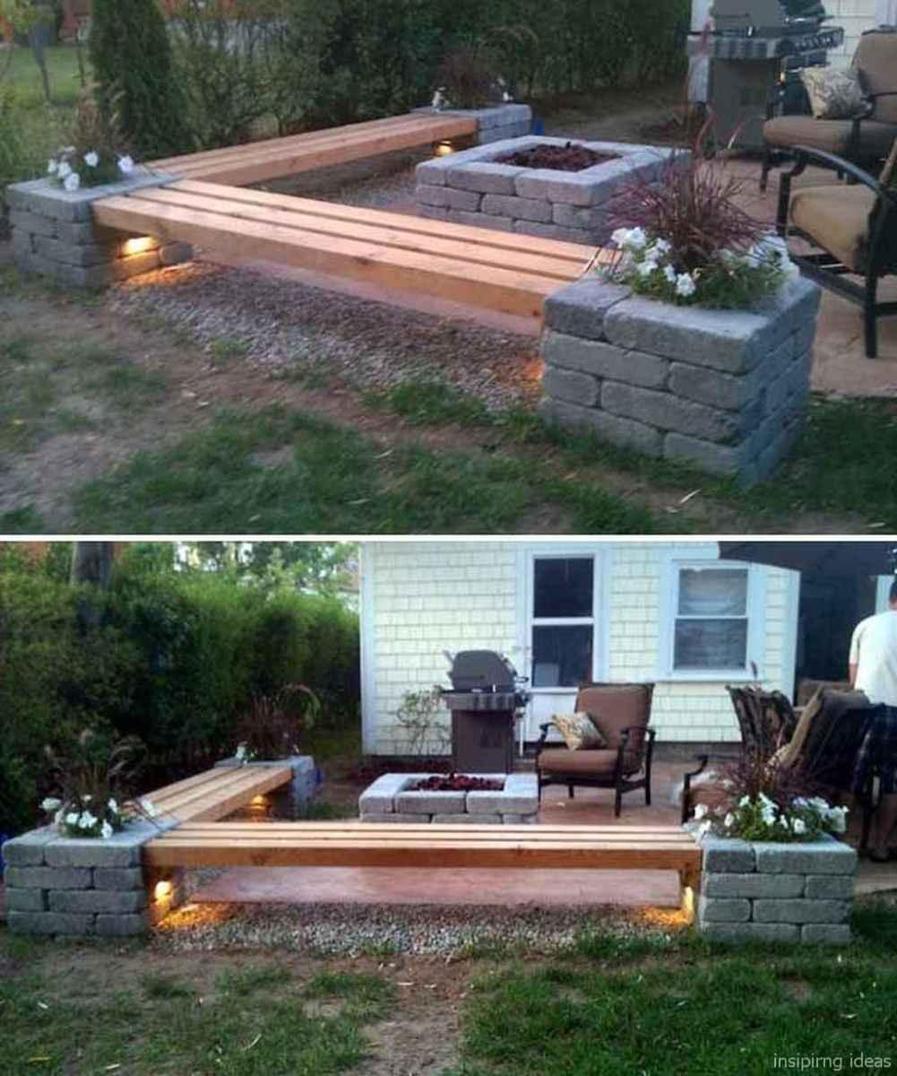 55 diy backyard fire pits design ideas