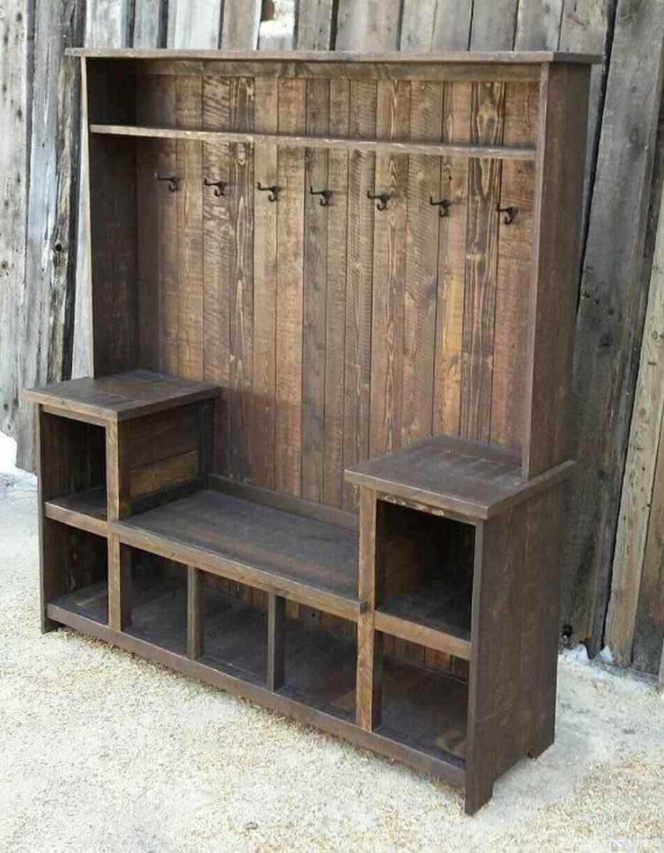 57 inspiring mudroom bench design ideas