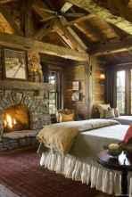 57 rustic log cabin homes design ideas
