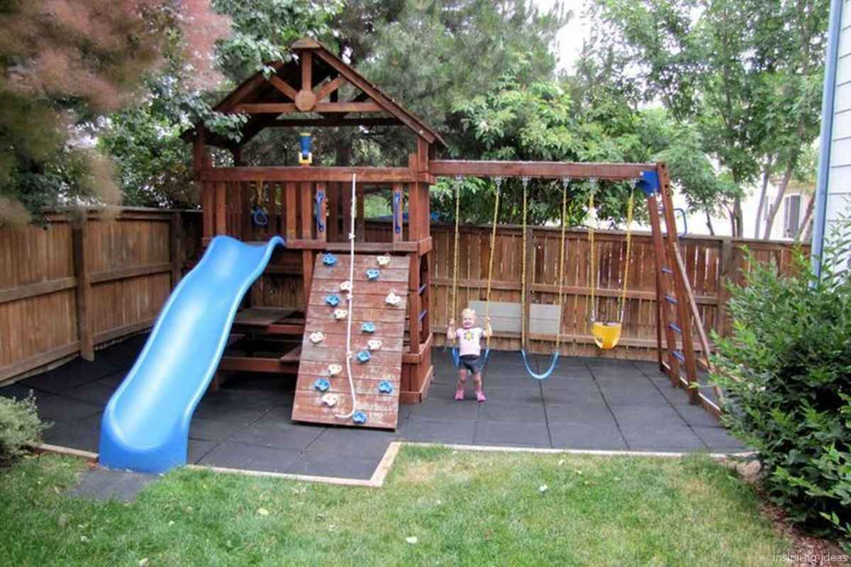 58 affordable playground design ideas for kids