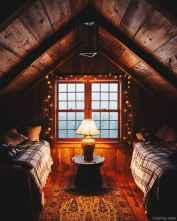 58 rustic log cabin homes design ideas