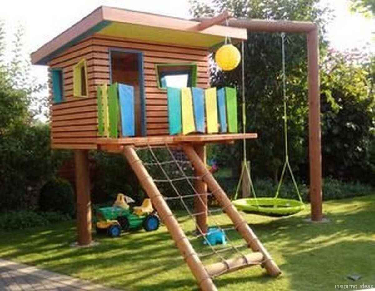 61 affordable playground design ideas for kids