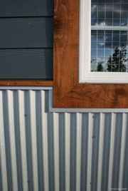 62 modern rustic window trim ideas